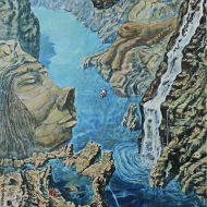 Shamans Blue waters