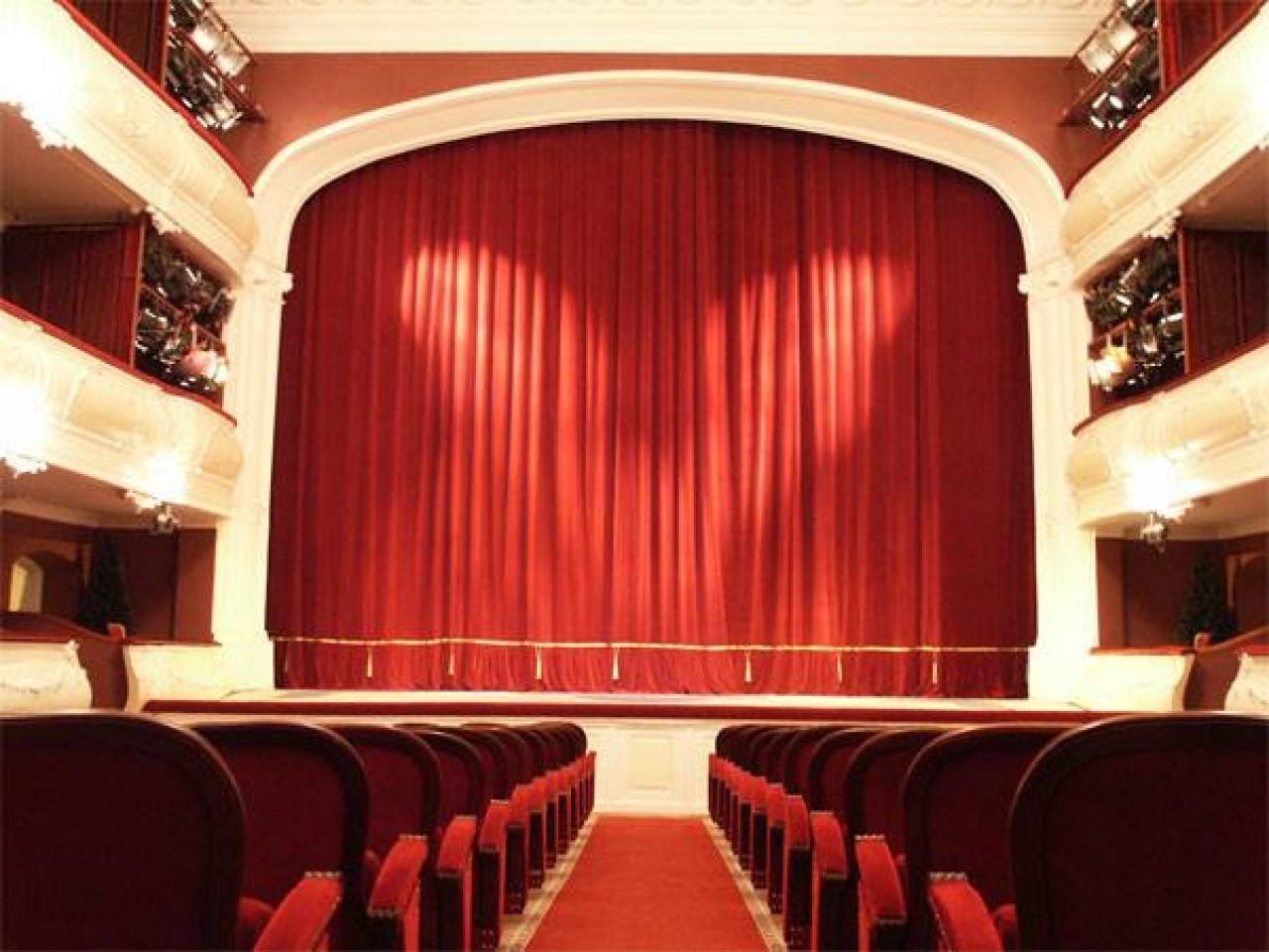 Схема театр чехова ялта
