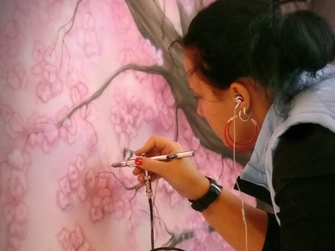 Художественная роспись своими руками
