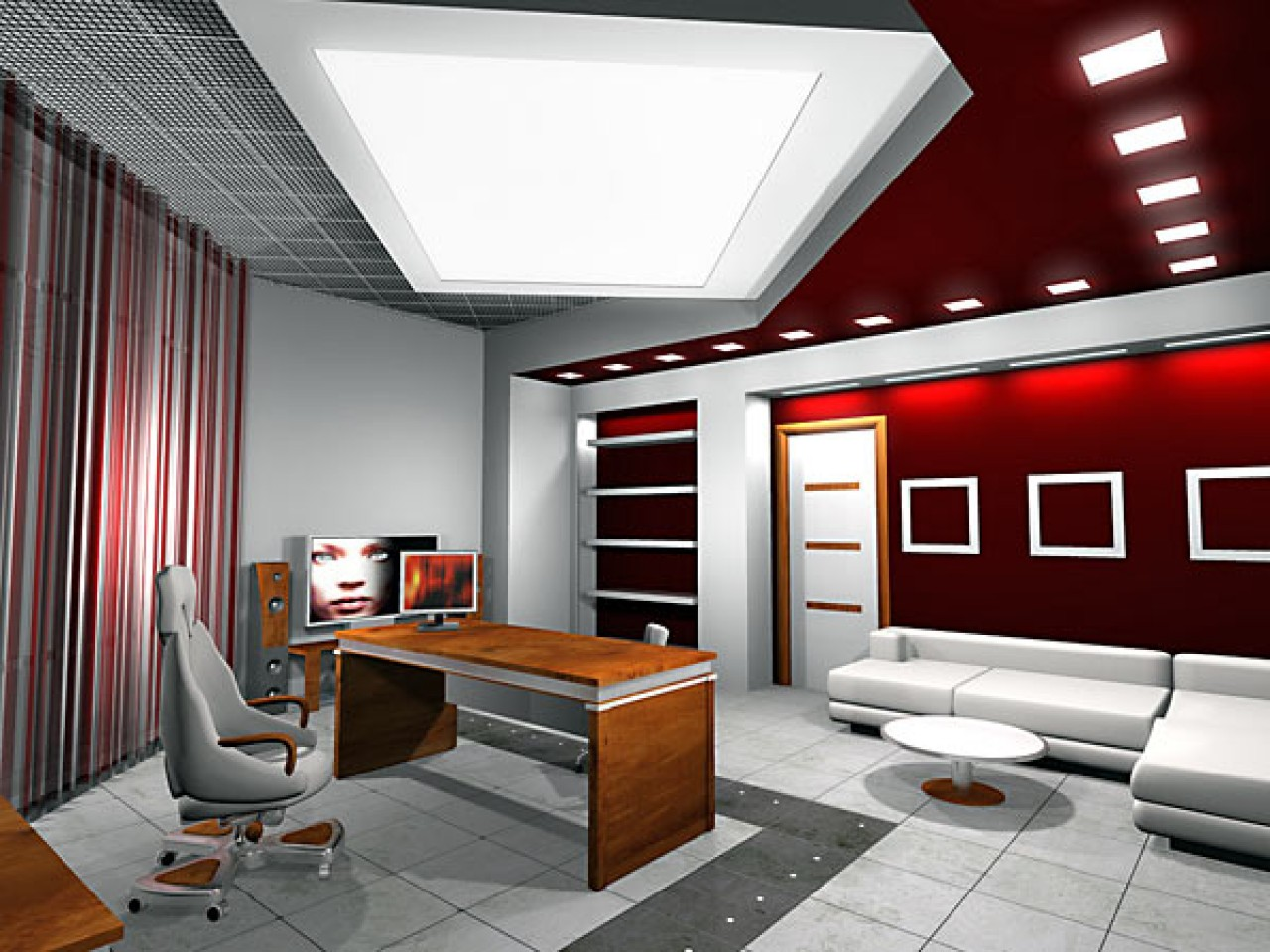 Дизайн интерьера виды помещений