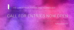 Конкурс Lumen Prize for Art and Technology